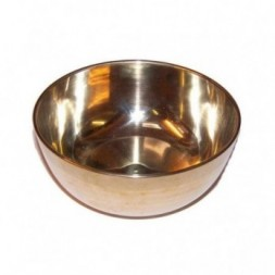 Brass Singing Bowl - Medium