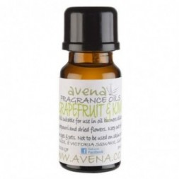 Grapefruit and Kiwi Premium Fragrance Oil - 10ml