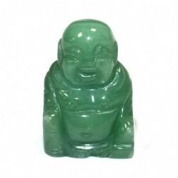 Jade Buddha Figurine