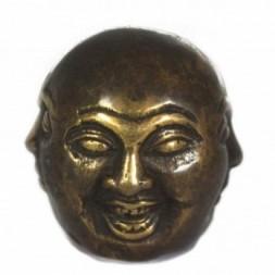 Fengshui - Four Face Buddha - 5cm