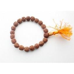Rudraksha Wrist Mala Prayer Beads