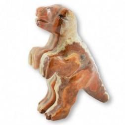 Dinosaur Onyx Figurine