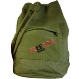 Freedom Bag - Backpack - Green