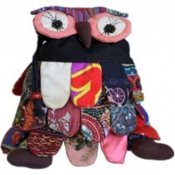 Owl Back Pack - small
