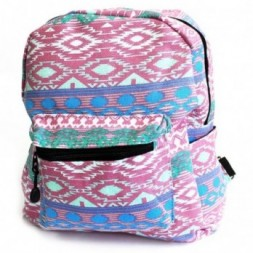 Day Backpack - Pink Pastels