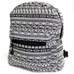 Day Backpack - Black Jazz
