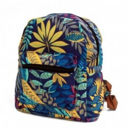 Jungle Bag - Small Backpack - Blue - Teal
