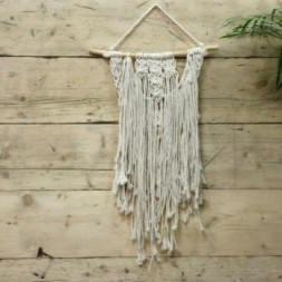 Macrame Wall Hanging - The Wedding Blessing