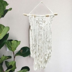 Macrame Wall Hanging - Over Abundance