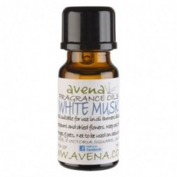 White Musk Premium Fragrance Oil - 10ml