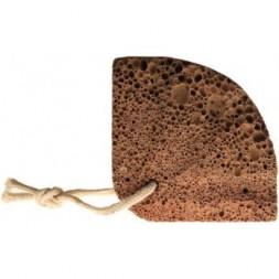 Volcanic Lava Foot Stone -Shell Shape