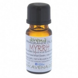 Myrrh Premium Fragrance Oil - 10ml