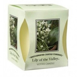Lily of the Valley Bridgewater Votive Candle