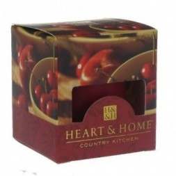 Welcome Home Heart and Home Votive Candle