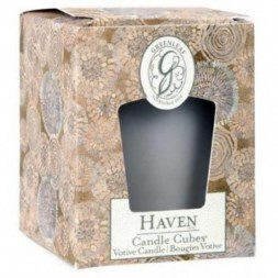 Haven Greenleaf Votive Candle