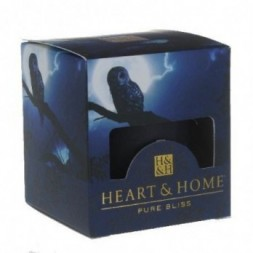 Twilight Heart and Home Votive Candle
