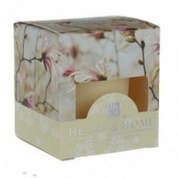Magnolia Blossom Heart and Home Votive Candle