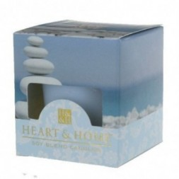 Simply Spa Heart and Home Votive Candle