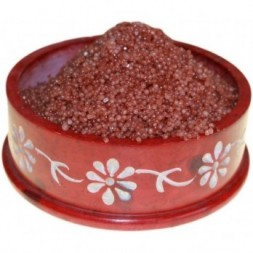 Pudding Simmering Granules   - Brown