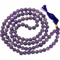Amethyst -  Mala  Prayer Beads