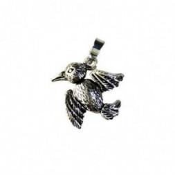 Bird Silver Pendant
