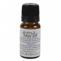 Dog and Cat Natural Paw Dip - 10ml