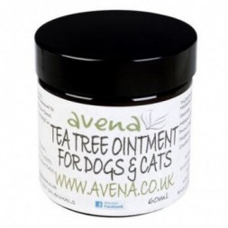 Dog and Cat Natural Tea Tree Ointment 120ml