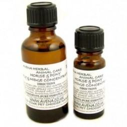 Horse and Pony Natural Insect Repellent Mix - 10ml