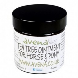 Horse and Pony Natural Tea Tree Ointment - 60ml