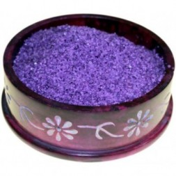 Fig and Casis Simmering Granules   - Purple