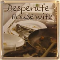 Desperate Housewife Fridge Magnet
