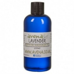 Lavender Massage Bath Oil - 500ml
