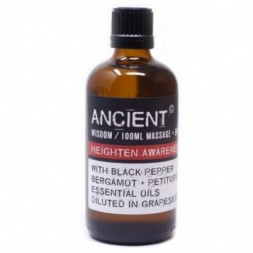 Heighten Awareness Massage Oil -100ml