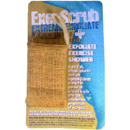 Extreme Exfoliate Aromatherapy Soap with Jute Scourer