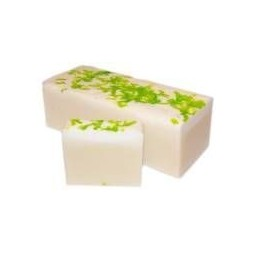 Apple and Elderflower handcrafted soap