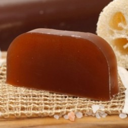 Ginger handcrafted Solid Shampoo