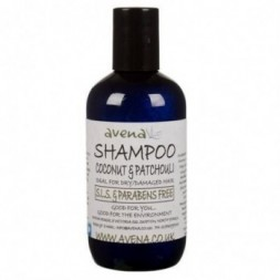 Coconut and Patchouli Shampoo 250ml