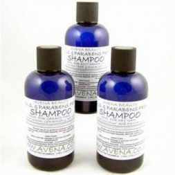 Coconut and Patchouli Shampoo with Premium Essential OIls