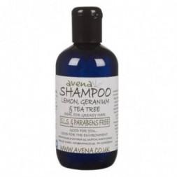 Lemon, Geranium and Tea Tree Shampoo 250ml