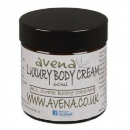 Luxury Body Cream
