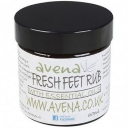Fresh Feet Rub - 120ml