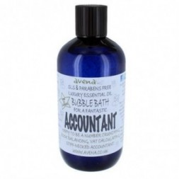 Accountants Gift Bubble Bath